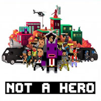 NOT A HERO mini