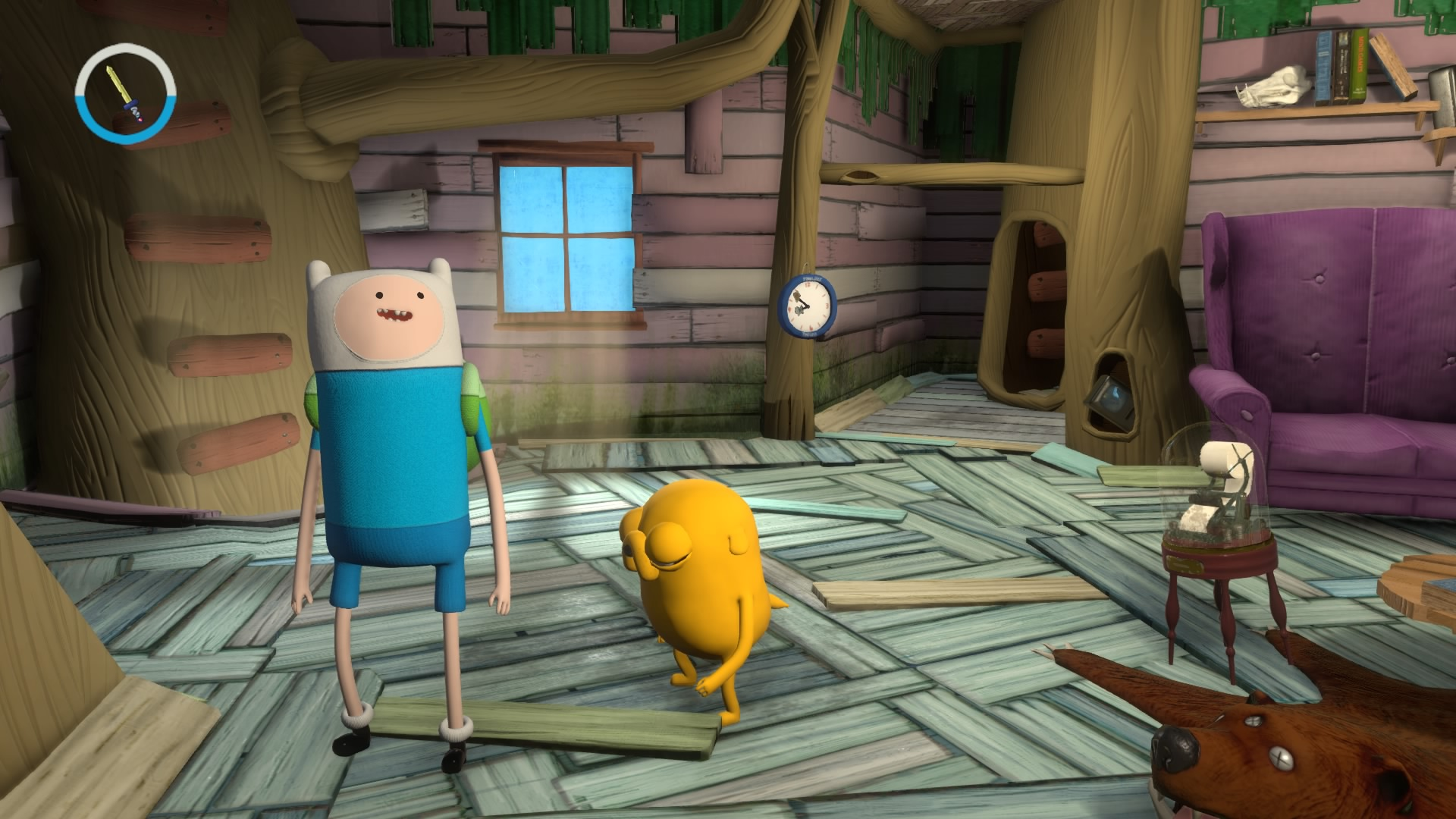 Adventure Time Finn and Jake Investigations 1