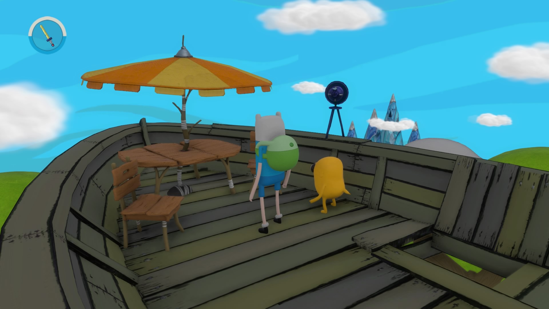 Adventure Time Finn and Jake Investigations 2