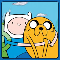 Adventure Time Finn and Jake Investigations mini