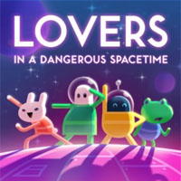 Lovers in a Dangerous Spacetime mini
