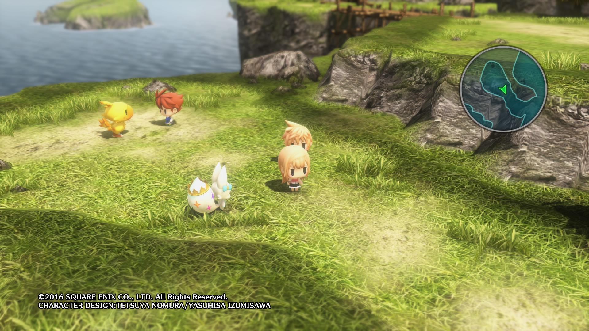 WORLD OF FINAL FANTASY Dungeon 2