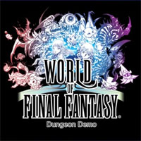 WORLD OF FINAL FANTASY Dungeon mini