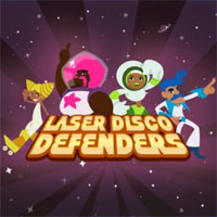 Laser Disco Defenders mini